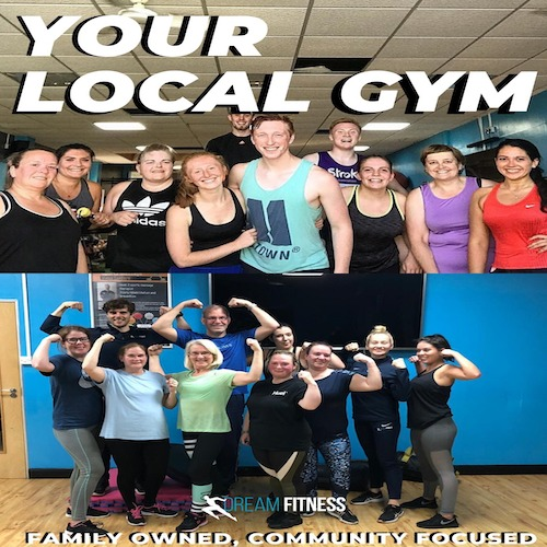 Dreamfitness - your local gym