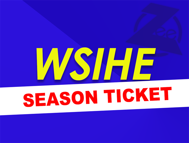 WSIHE Wednesday Season Ticket Sale