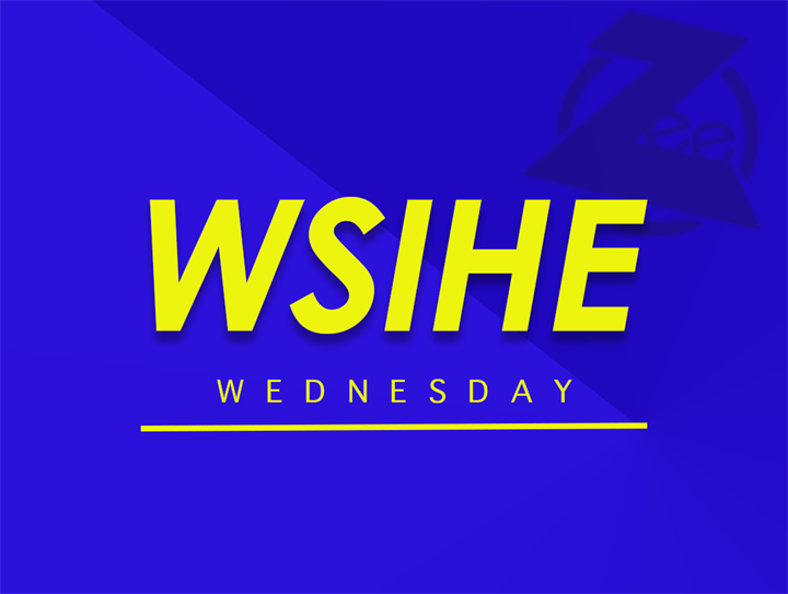 WSIHE Wednesday