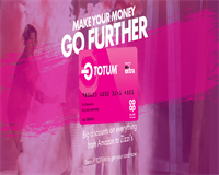 Totum - make your money go further