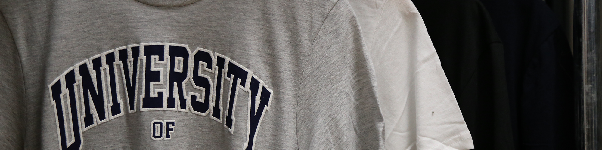If you're looking for personalised clothing for your society then you've come to the right place. Ordering personalised University clothing is quick and easy.