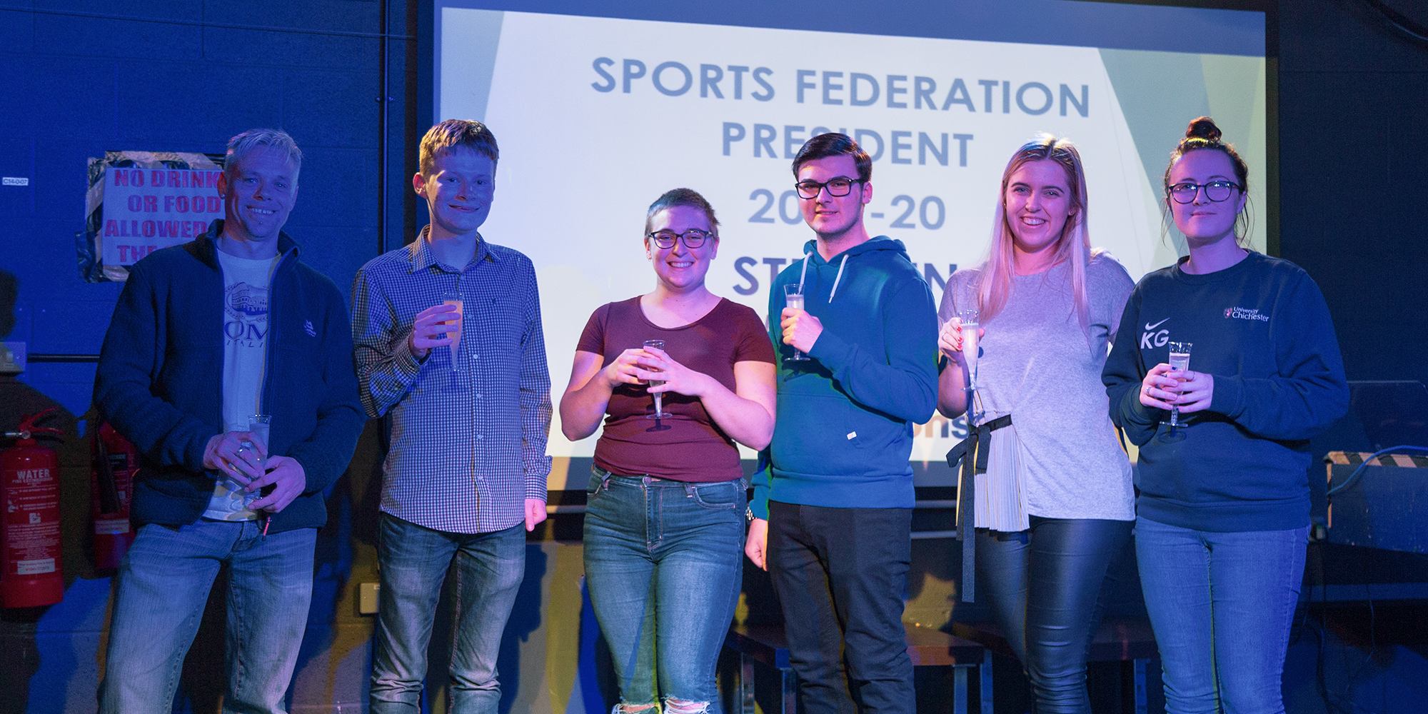 Find out who was elected in this year's SU General Elections